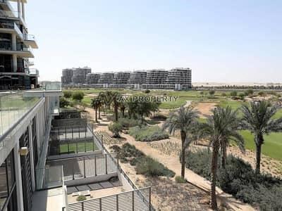 Plot for Sale in DAMAC Hills (Akoya by DAMAC), Dubai - Best Price   Golf Facing villa Plot   100% FAR   Build Customize Villa