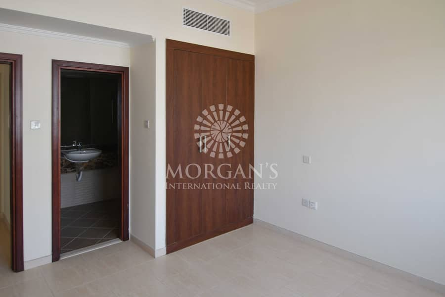 Vacant 1BR for rent in Tecom