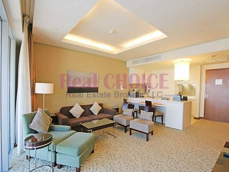 5* Star world class Facilities Direct Link to Mall