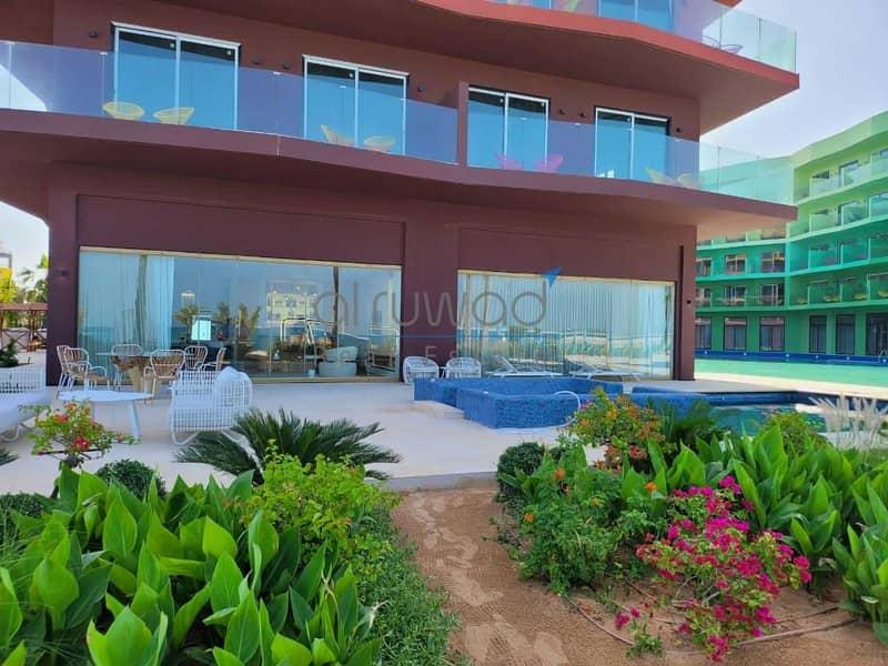14 Luxury & Full Sea View Studio
