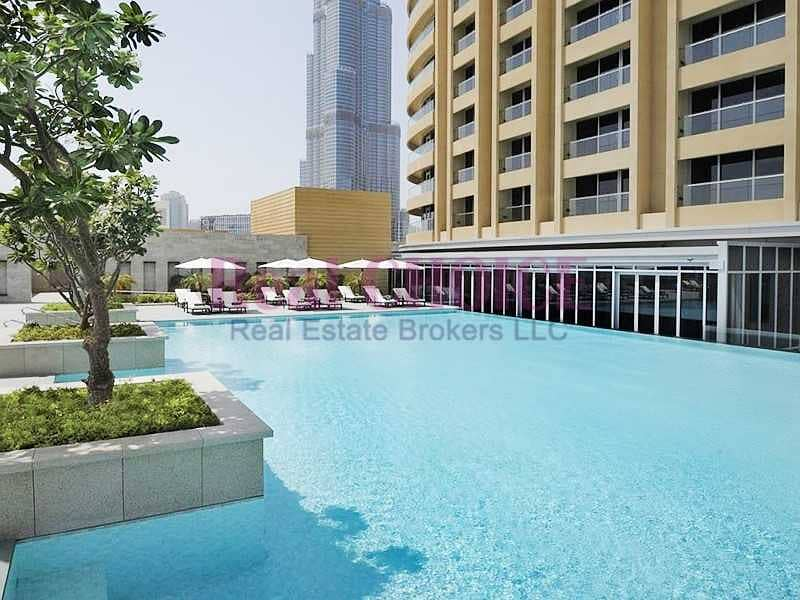 12 5* Star world class Facilities Direct Link to Mall