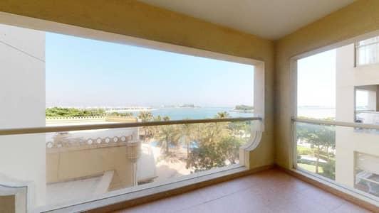 فلیٹ 1 غرفة نوم للبيع في نخلة جميرا، دبي - Balcony   Sea view   Shared gym