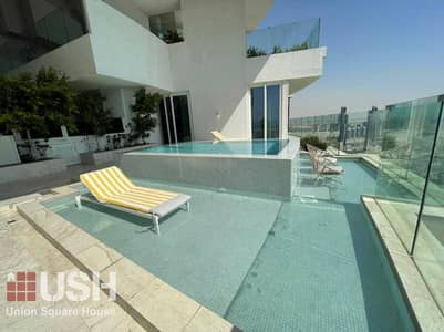 شقة فندقية 1 غرفة نوم للبيع في قرية جميرا الدائرية، دبي - Crazy Offer   Star Investment   Net 5% Guaranteed Return   Private Pool   Accepting all types of Currency