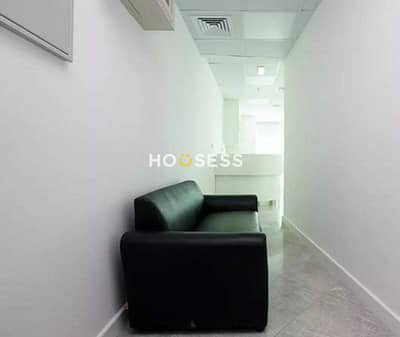 Office for Sale in Business Bay, Dubai - Best Office Fitted & Furnished   THE BINARY TOWER