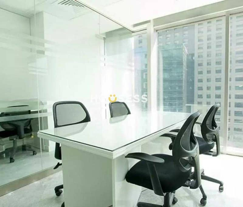 4 Best Office Fitted & Furnished | THE BINARY TOWER