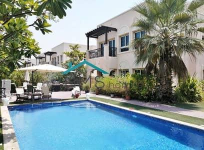 فیلا 2 غرفة نوم للايجار في مثلث قرية الجميرا (JVT)، دبي - Amazing 2BR Independent W/ Private Pool & Garden