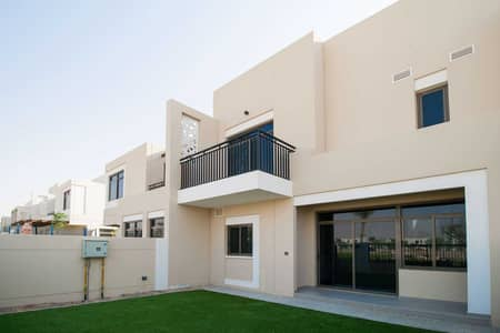 3 Bedroom Townhouse for Sale in Town Square, Dubai - Single Row Type 9 Layout Family Home