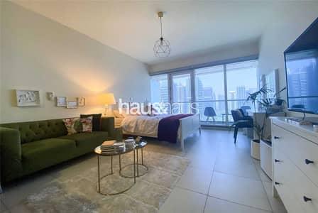 Studio for Sale in Jumeirah Lake Towers (JLT), Dubai - Studio   Open Park Views   Well Presented