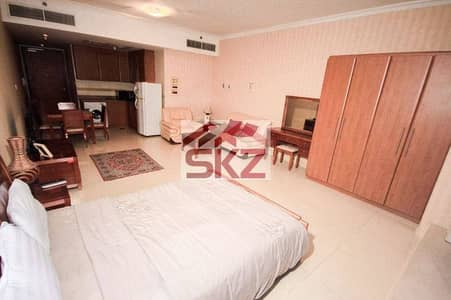 HOT JLT Furnished  Studio  |   Saba 3 | With Balcony |