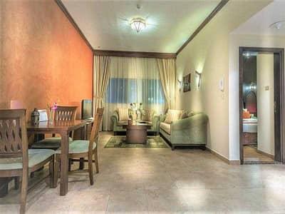 شقة فندقية  للبيع في برشا هايتس (تيكوم)، دبي - Fully Furnished   High Floor   Prime Location