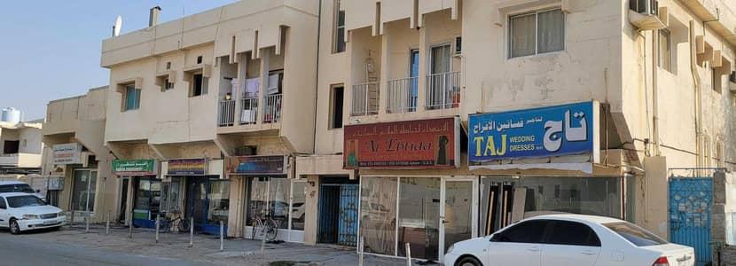 Building for Sale in Al Rashidiya, Ajman - BUILDING FOR SLAE  FREEHOLD