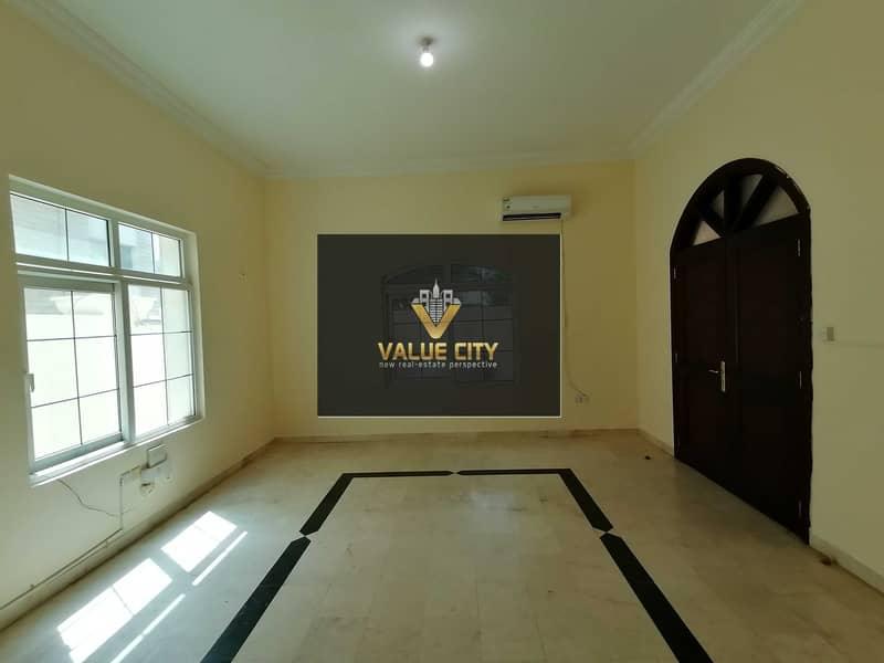 AMAZING STUDIO  & FREE  PARKING BEHIND AL WAHDA MALL AND BUS STUTION