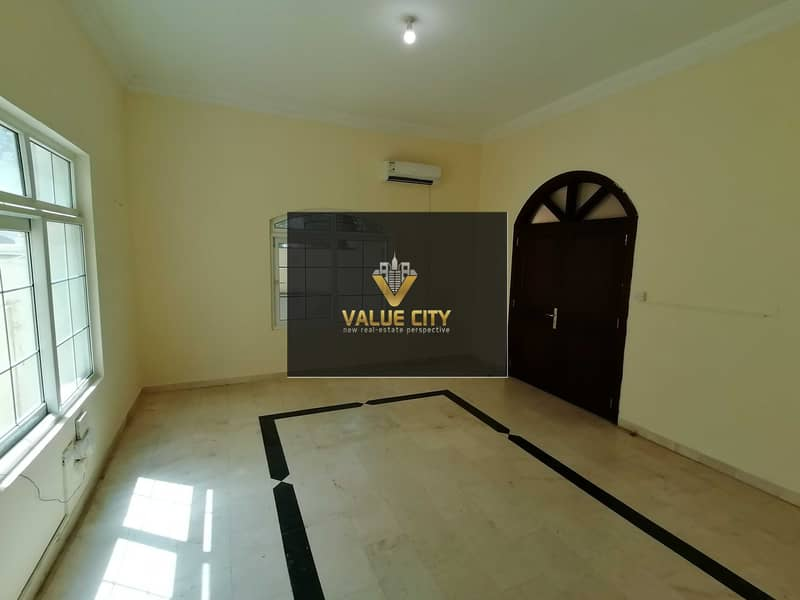 2 AMAZING STUDIO  & FREE  PARKING BEHIND AL WAHDA MALL AND BUS STUTION
