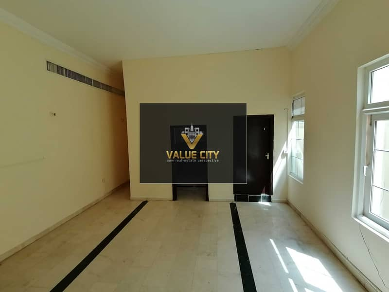 5 AMAZING STUDIO  & FREE  PARKING BEHIND AL WAHDA MALL AND BUS STUTION