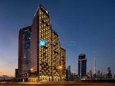 Hotel Apartment for Sale in Business Bay, Dubai - Furnished Studio I Superb Interior I Hot deal