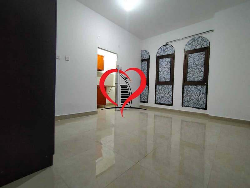 Studio Apartment In Villa Behind Al Wahda Mall 2300/- Monthly