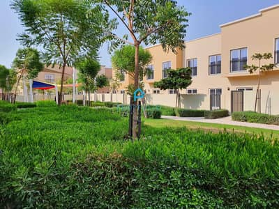 3 Bedroom Townhouse for Rent in Dubailand, Dubai - POOL VIEWI Single Row I Private Garden I Brand New