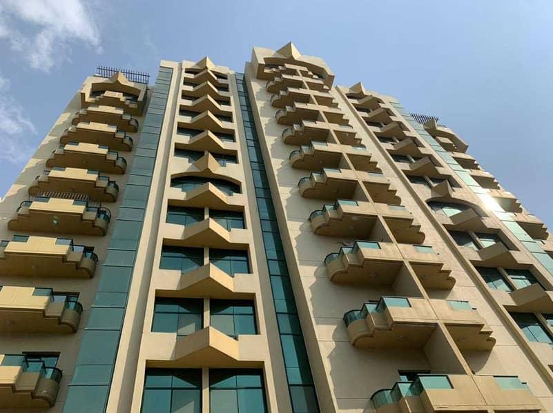 Two Bed Room Hall For Rent In Rashidiya Towers Ajman