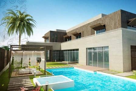 6 Bedroom Villa for Sale in The Marina, Abu Dhabi - Impressive 6BR Detached Villa with Big Terrace Marina Sunset Bay