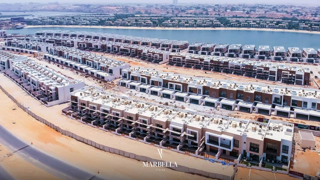 Premium Townhouses   Private Beach Access   5% Downpayment