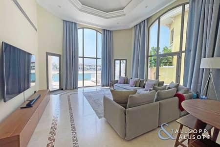 4 Bedroom Villa for Rent in Palm Jumeirah, Dubai - Exclusive | 4 Bed | Stunning Garden Home