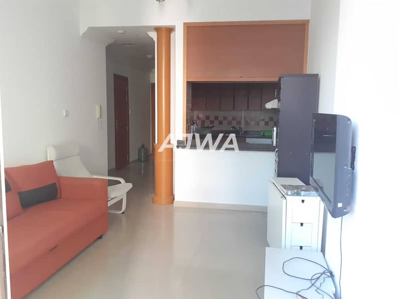 2 Next to Metro Station   Furnished 1BR With Marina View   Chiller Free