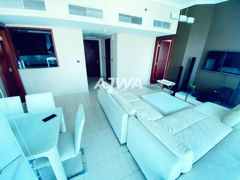 AMAZING VIEW | FURNISHED 2BR | NEAR METRO STATION