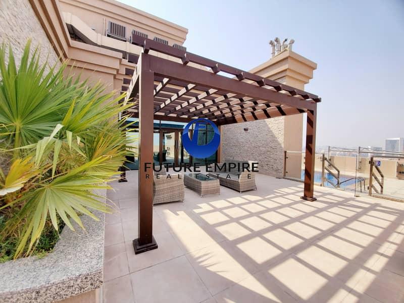 شقة في Jaddaf Place جداف بلايس 1 غرف 45000 درهم - 5320249