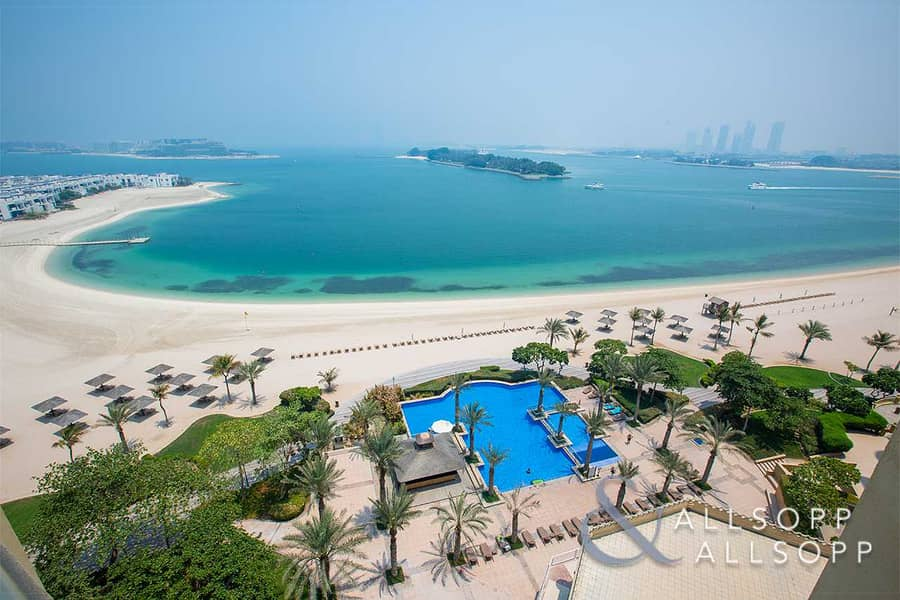1 Bed   High Floor   Full Sea View   Beach Access