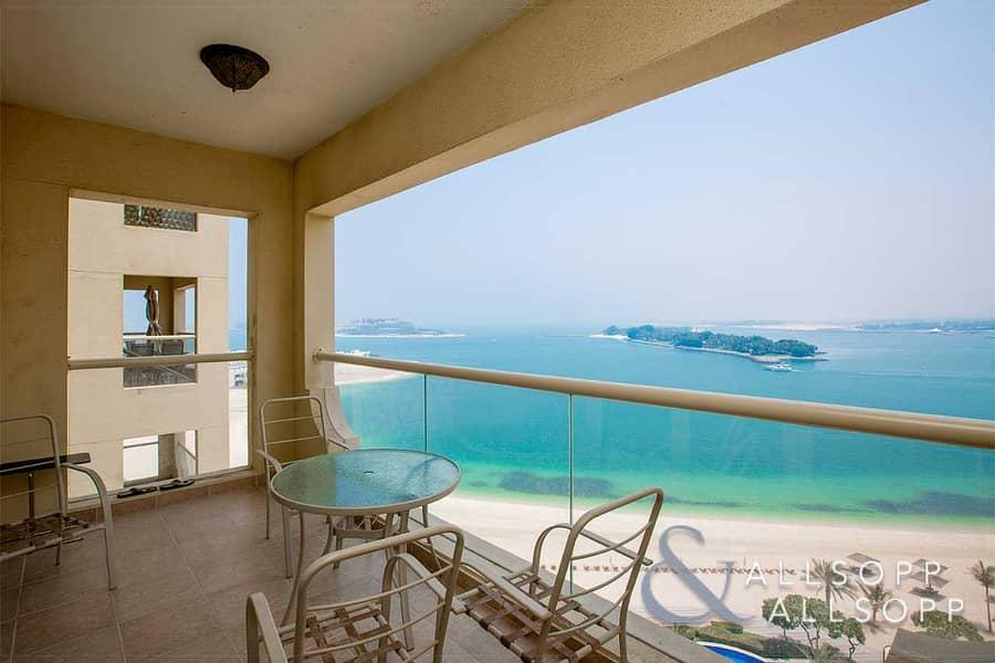 2 1 Bed   High Floor   Full Sea View   Beach Access