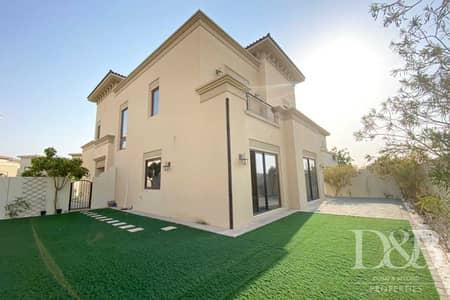 فیلا 5 غرف نوم للايجار في المرابع العربية 2، دبي - Single Row | Landscaped Garden | Maids Room