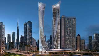 Studio Apartment  with 3- years Payment  Plan in Sheikh Zayed Road by Damac