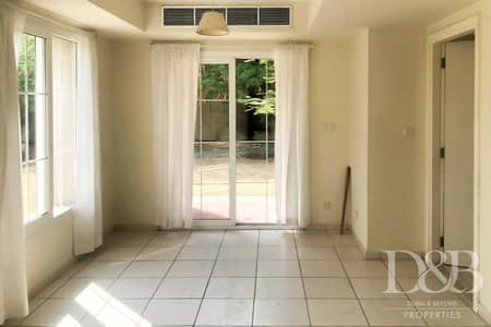 2 Bedroom Villa for Rent in The Springs, Dubai - Massive plot size | Type 4E | 2 Bed+Study