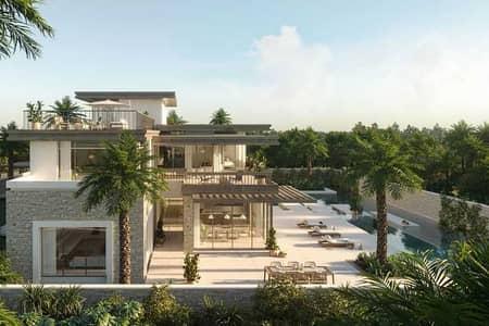 Plot for Sale in Al Jurf, Abu Dhabi - Beachfront Residential Plot| Exceptional Location
