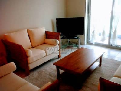 Full sea view/ furnished 2 BHK in Marina/Princess tower