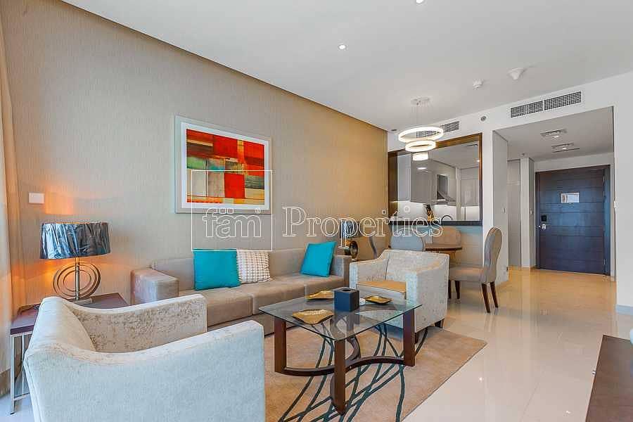 1BR Fully Furnished Apartment   Damac Tenora