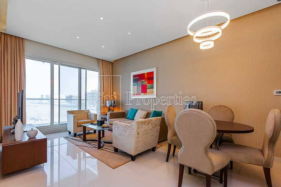2 1BR Fully Furnished Apartment   Damac Tenora