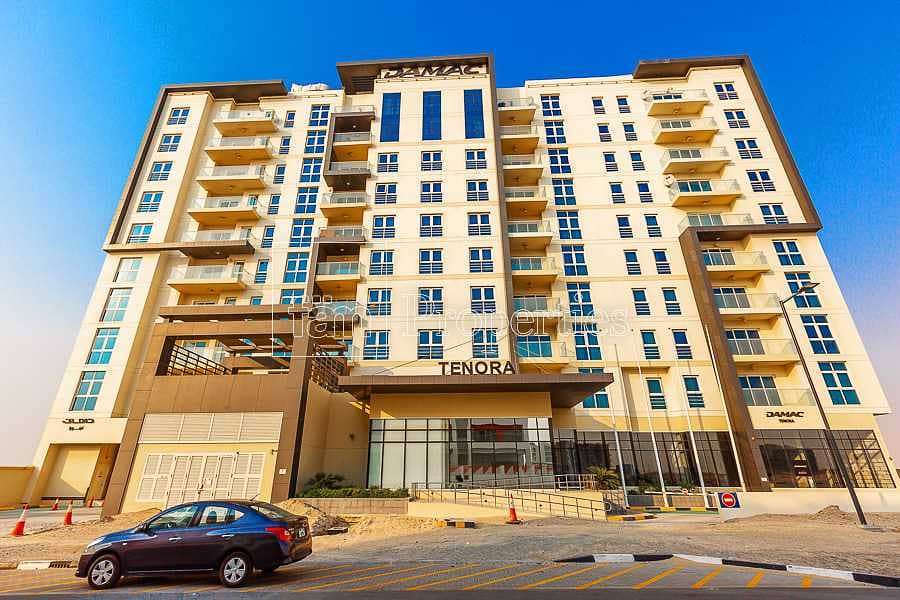 14 1BR Fully Furnished Apartment   Damac Tenora