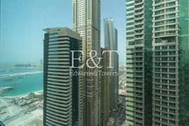 شقة في برج الشعلة دبي مارينا 2 غرف 73000 درهم - 5308135