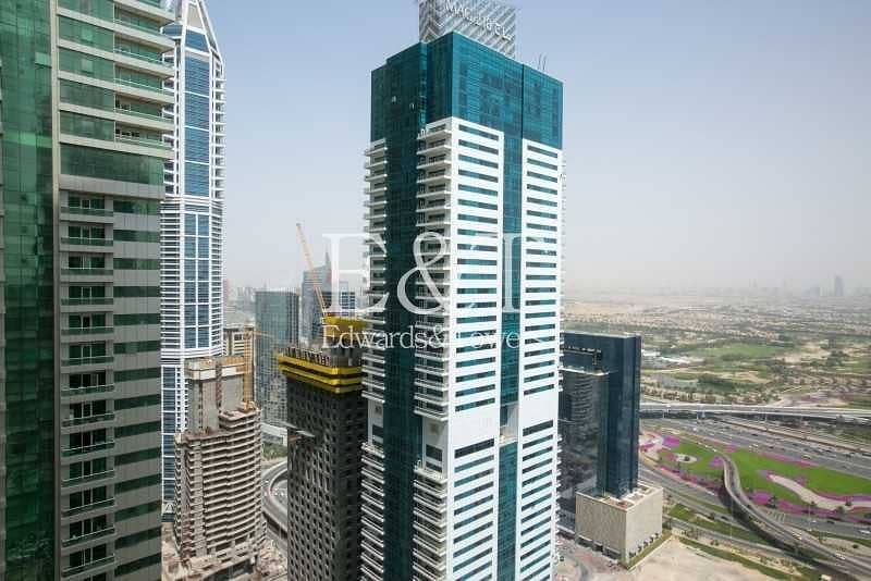 21 Exclusive   High Floor   Partial Sea and Golf View