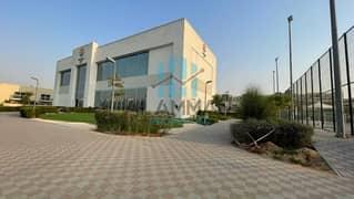 3 غرف نوم / مجمع مسور / صف واحد خيارات العودة إلى الخلف / للإيجار في قرية ورسان دبي