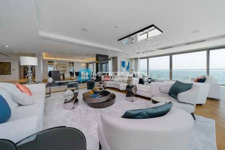 5 Bedroom Penthouse for Sale in Palm Jumeirah, Dubai - Island Lifestyle| Exquisite Finishing|Amazing View