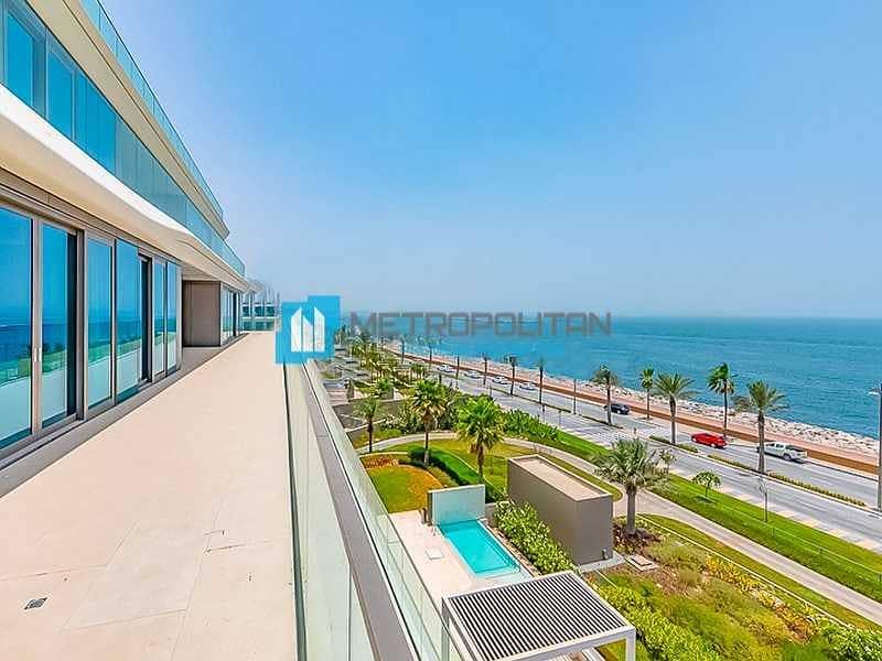 14 Waterfront Living | Prestigious Address |Luxurious