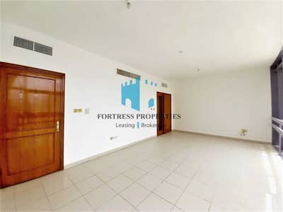 3 Bedroom Apartment for Rent in Tourist Club Area (TCA), Abu Dhabi - Best Deal !! Cheapest 3BR w/ Balcony | Family Sharing !!