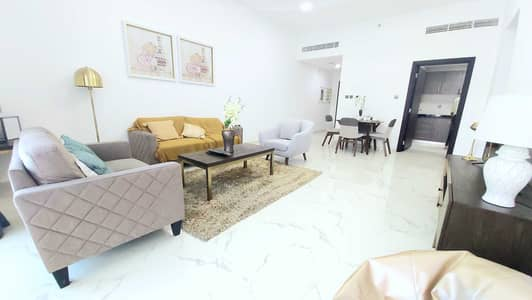 1 Bedroom Apartment for Rent in Arjan, Dubai - NO COMMISSION | PET FRIENDLY | 1 BEDROOM HALL WITH STORAGE ROOM JUST 45K IN ARJAN