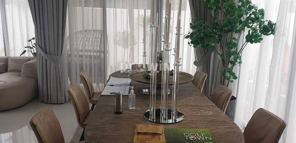17 Damac Hills 1  Games Room   Roof Top Terrace   Golf Course community !!!