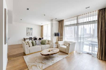 2 Bedroom Apartment for Sale in Jumeirah, Dubai - Fully Furnished | Iconic | Elegant Living