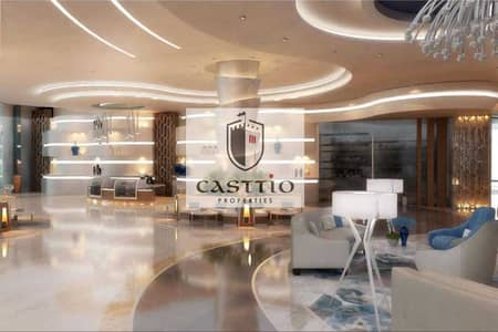 Hotel Apartment for Sale in Al Marjan Island, Ras Al Khaimah - Hotel apartments for sale with sea view and the longest payment plan directly with the developer