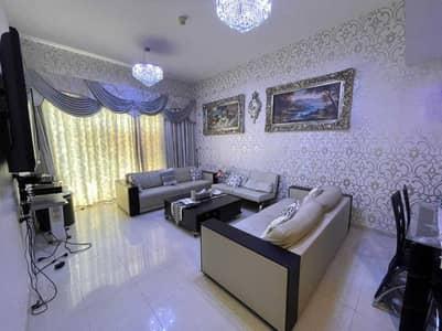 شقة 2 غرفة نوم للايجار في قرية الحمراء، رأس الخيمة - شقة في رويال بريز قرية الحمراء 2 غرف 55000 درهم - 5321618