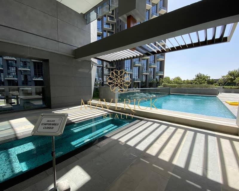24 Large 2Bed   High Floor   Modern Finishing
